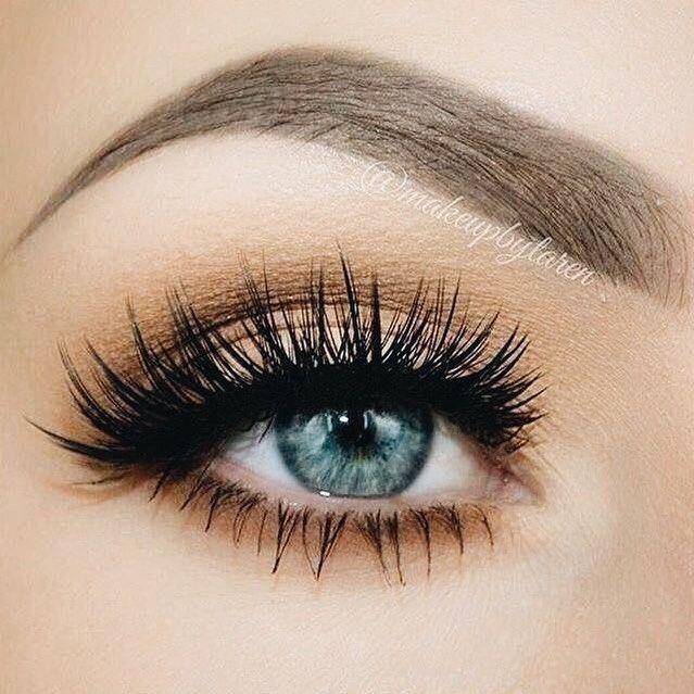 Gorgeous eye makeup