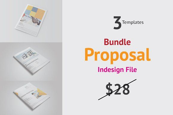 Web Design Proposal Bundle Proposals, Business proposal and