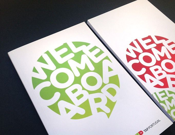 Tap Portugal Welcome Kit  Conference Branding    Taps