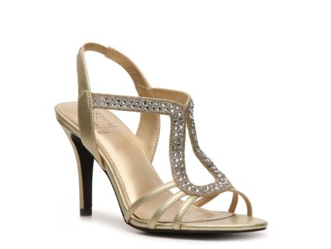 M by Marinelli Stony Sandal -  Ideas for Rachel's Wedding (come in silver too)