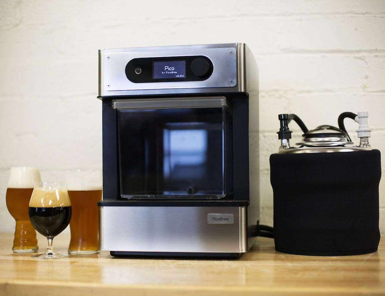 Pre-Order Now: PicoBrew Pico  Brew your own fresh, personalized #craftbeer at home!
