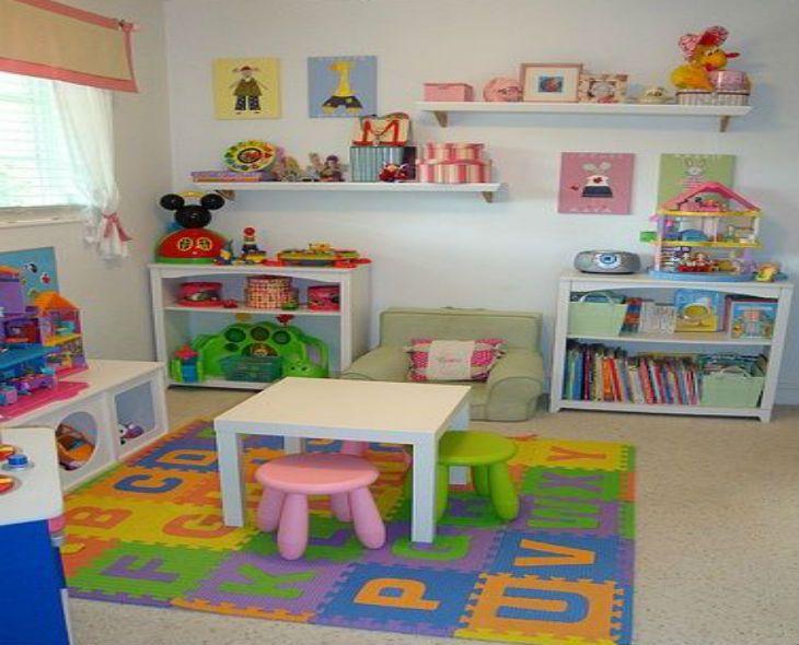 Cuarto juegos decoracion 4 deco e ideas para la casa y - Dormitorios infantiles ninos 3 anos ...