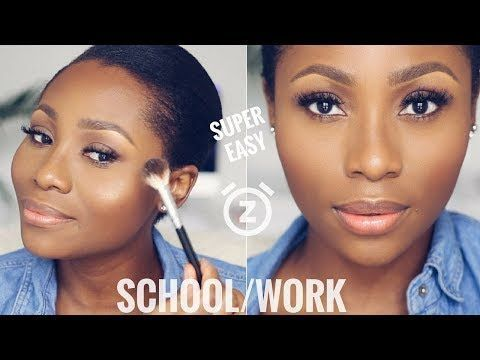 how to flawless natural makeup tutorial  beginners make