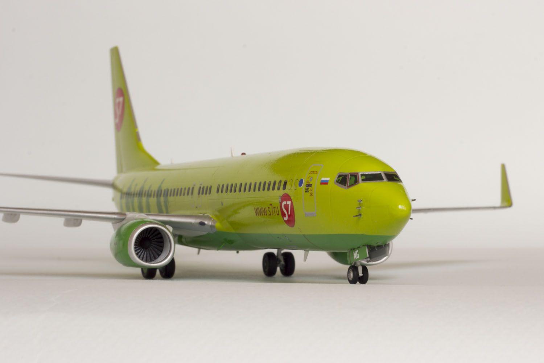 Boeing 737 S7 vp-bng | Civil Aircraft Models | Pinterest