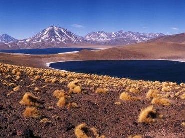 The National Parks of the Atacama Desert