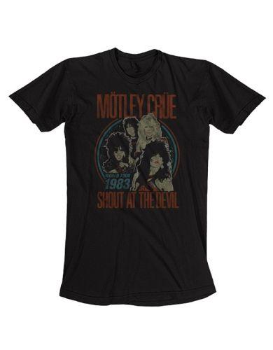Motley Crue When I Say Premium Adult Mens T-Shirt