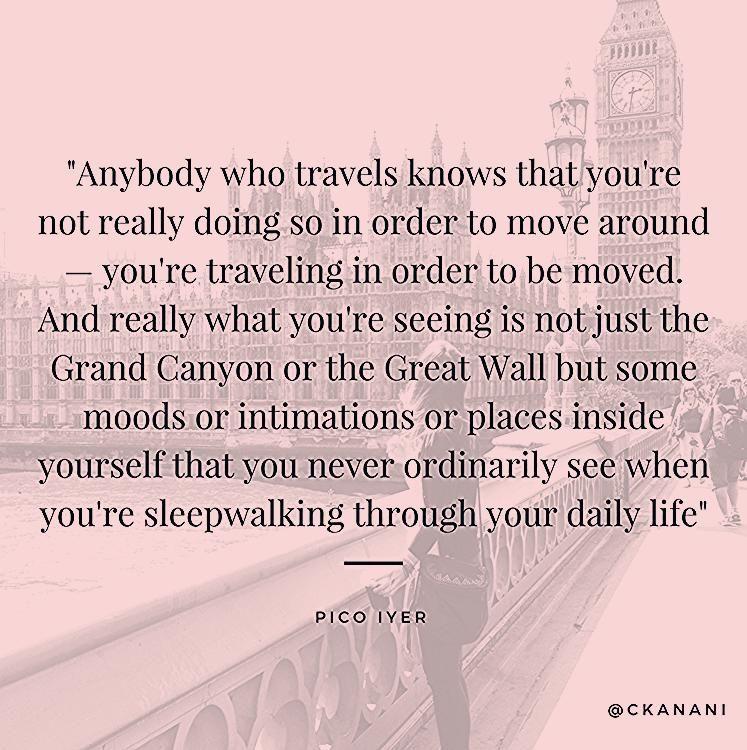Photo of The 21 Best Travel Quotes  — ckanani luxury travel & adventure