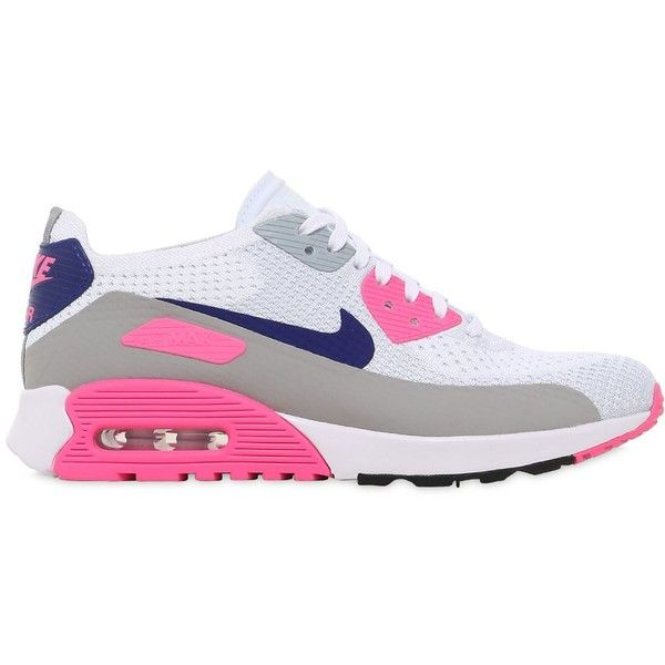 buy popular 983c5 ae7c0 ... switzerland nike women air max 90 ultra 2.0 flyknit sneakers 1675 gtq  liked on polyvore featuring
