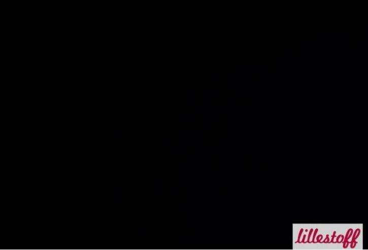 Bio-Jersey schwarz, Lillestoff von PinkPeppa auf DaWanda.com