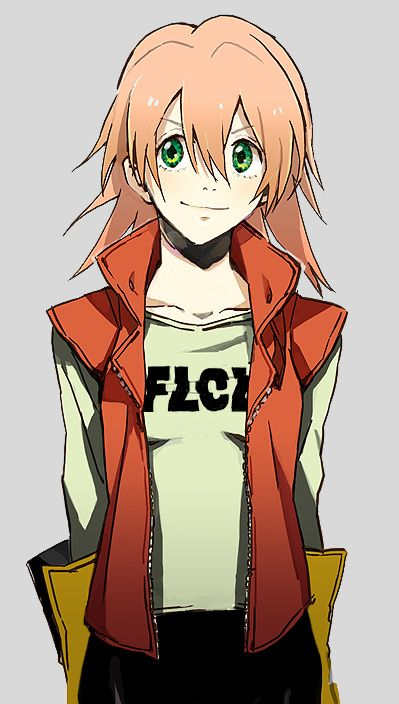 Aimerait furi kuri hentaai comic has she