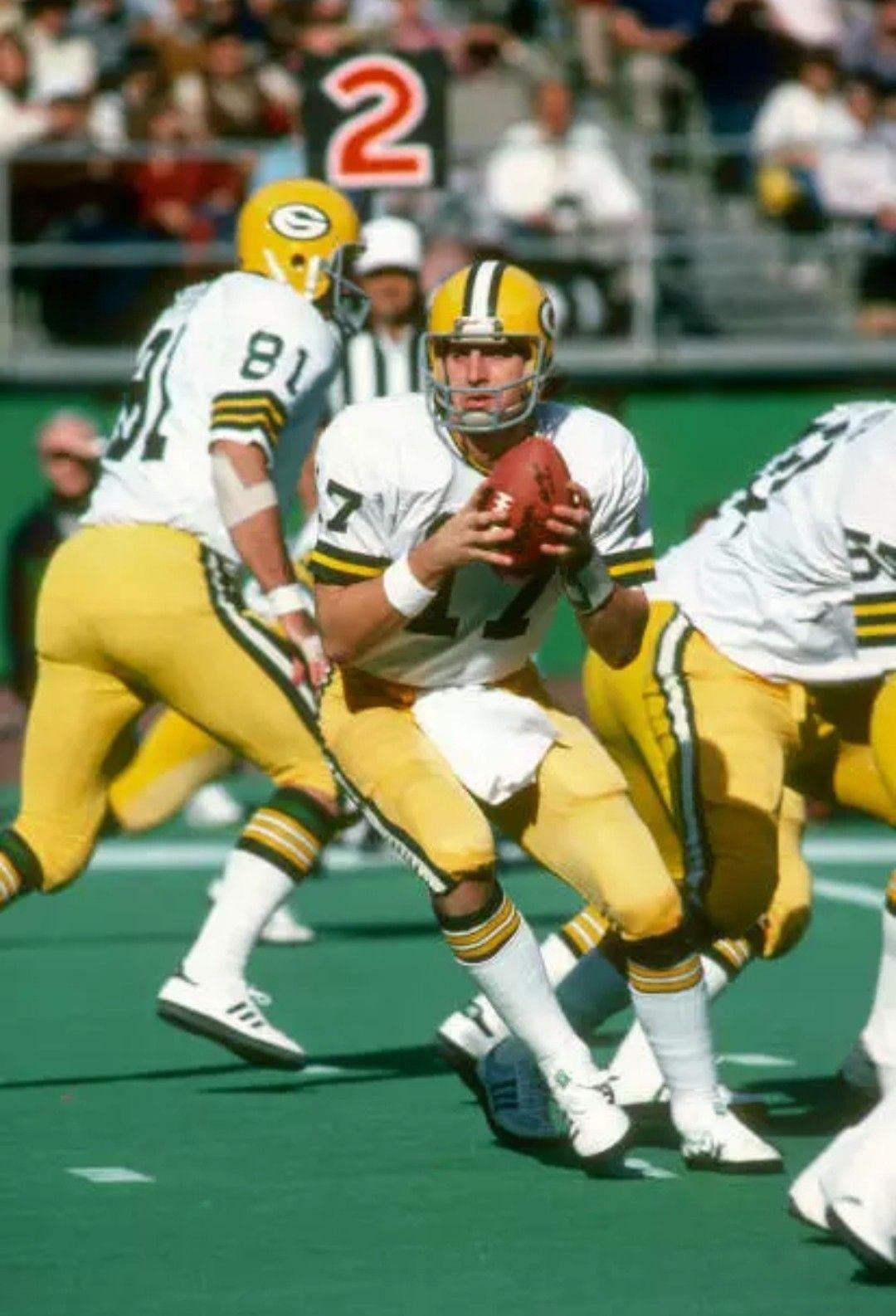 David Whitehurst 1978 Packers At Eagles Nfl Nfl Football Football