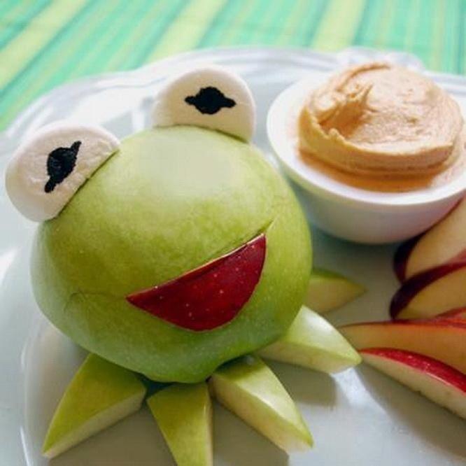So cute Kermit