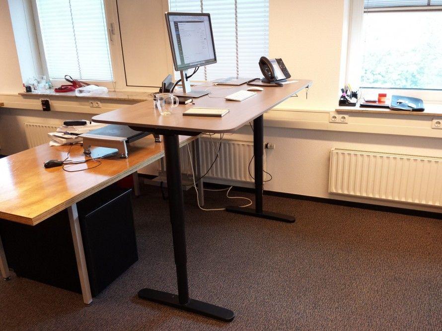 The-Bekant-by-IKEA - gray top Startup Space Inspiration - möbel rehmann küchen