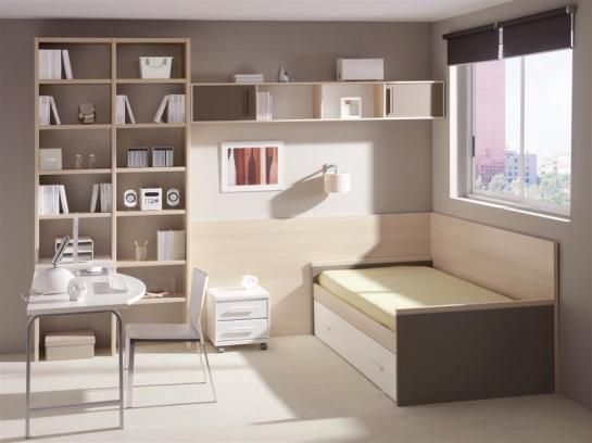 Dormitorio juvenil para el hogar pinterest - Disenar dormitorio juvenil ...