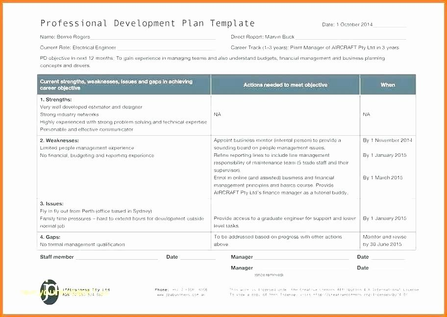 Professional Development Plan For Teachers Template Luxury Professional Development Template Euni Professional Development Plan Teacher Templates How To Plan