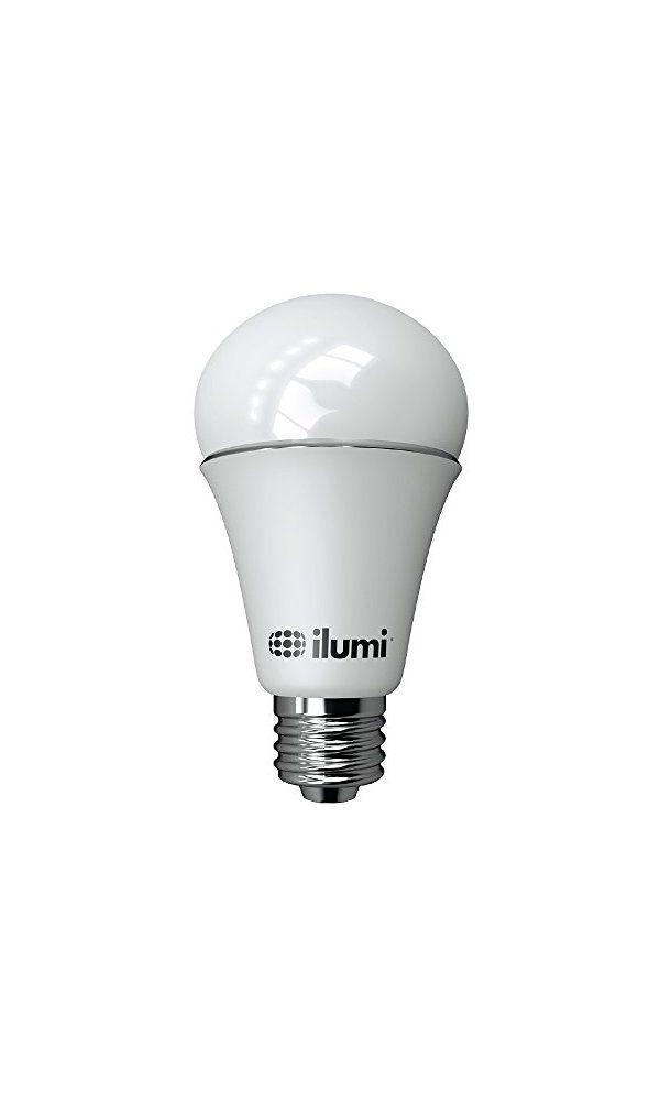 49.99$ - ilumi Bluetooth Smart LED A19 Light Bulb, 2nd Generation - Smartphone  Controlled