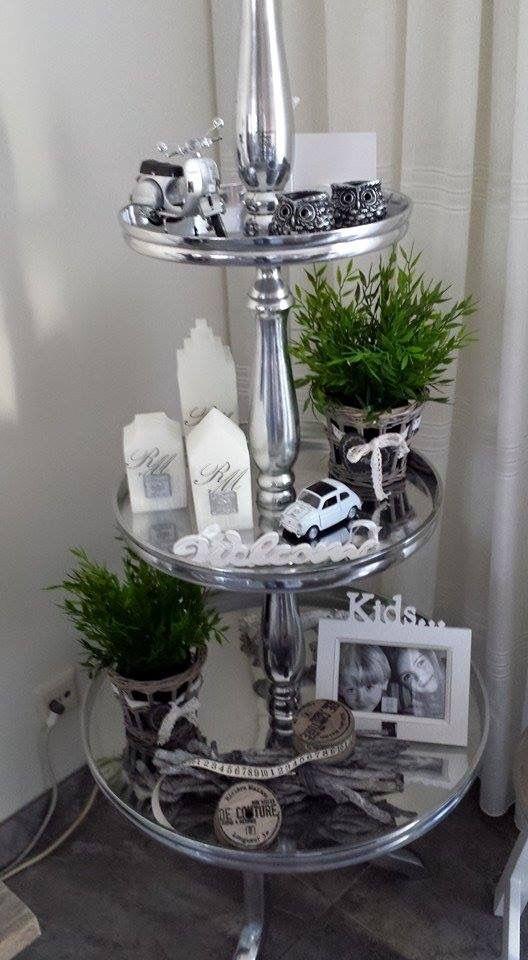 Pin von Lotta auf Home Sweet Home | Pinterest | Etagere dekorieren ...