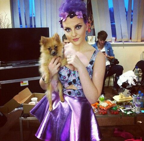 Perrie and Hatchi :)