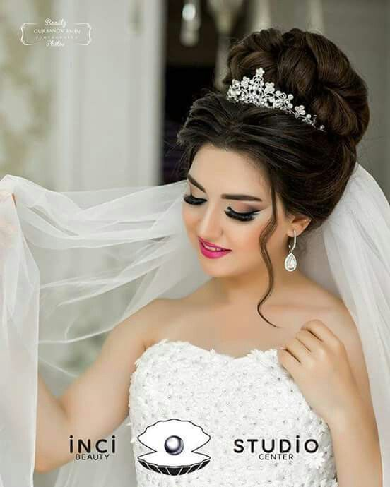 Christian Bridal Hairstyle: Bride Hairstyles, Bridal Hairdo, Wedding
