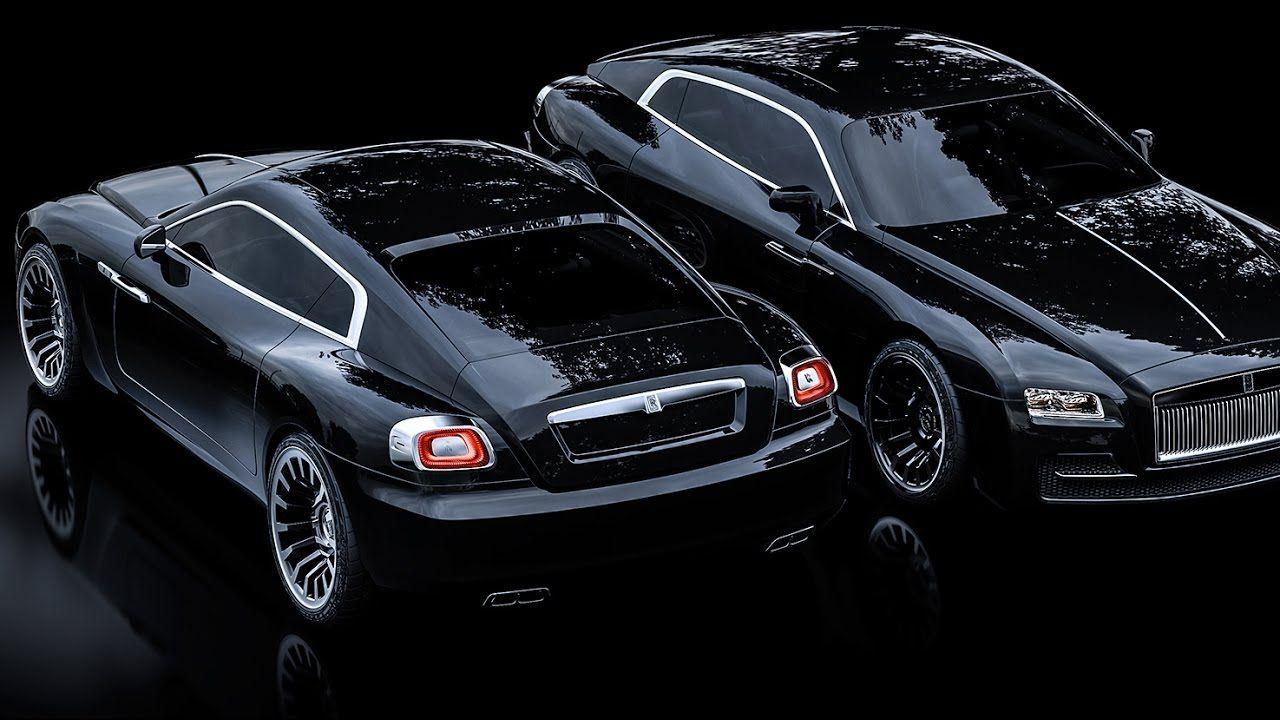 NEW Rolls‑Royce Coupe Rolls royce wraith, Rolls royce