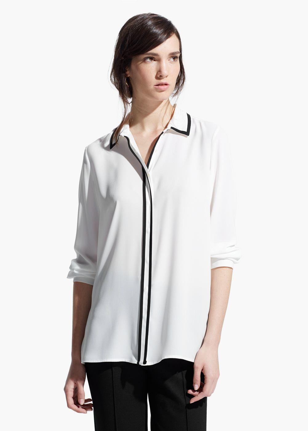 83b30c32380c7f Plumeti silk-blend blouse - Women
