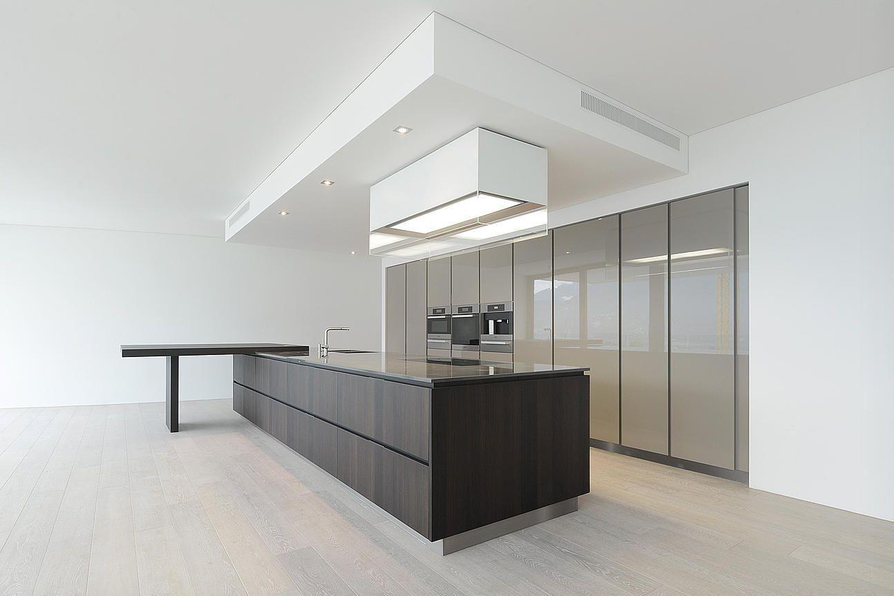 Cucine Varenna per residenza WestSide a Lugano. Cucine moderne di ...