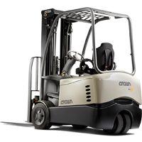 Crown Counterbalanced Trucks Sc5200 Forklift Lifted Trucks Renee