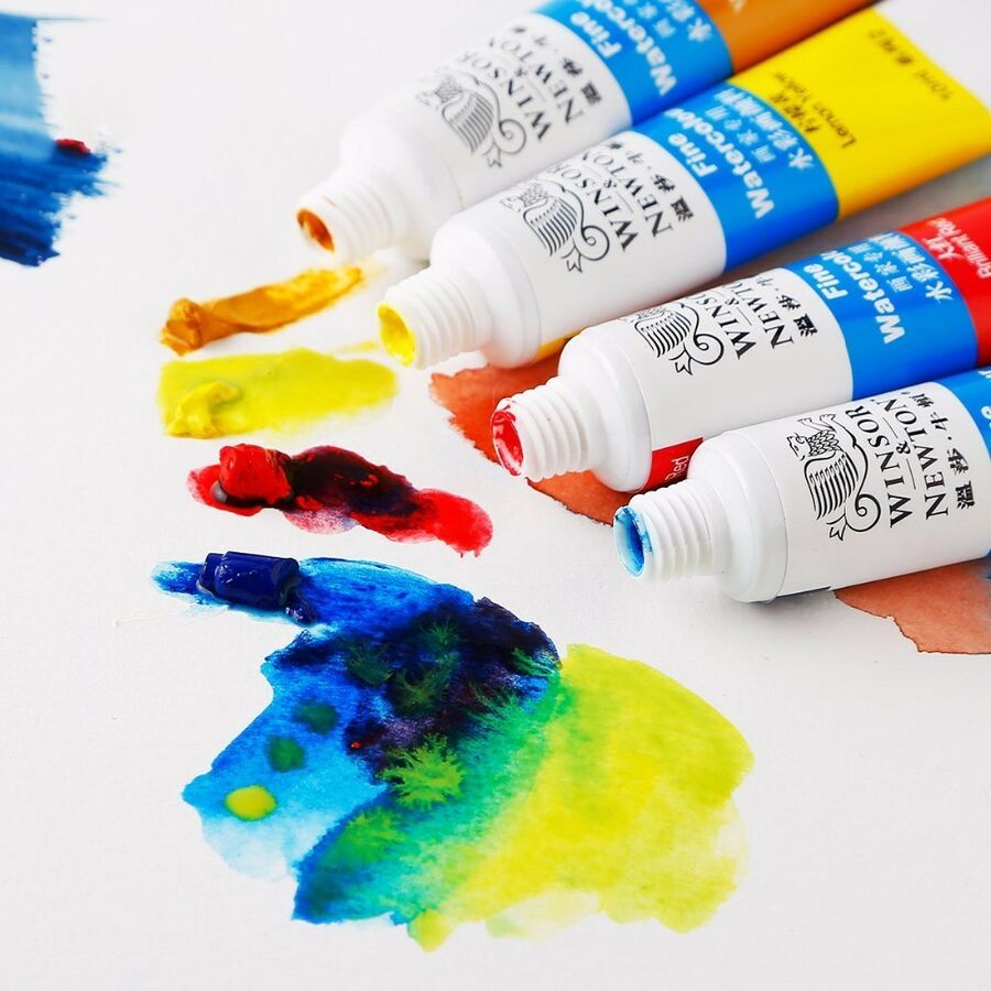 Watercolor Paints High Quality Watercolor Painting Pigment Artist
