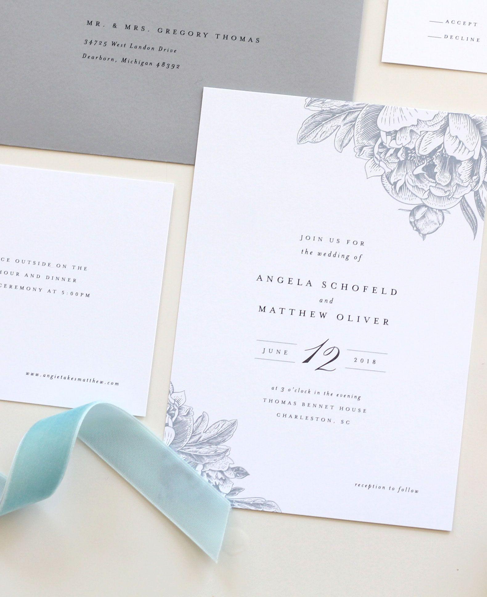 Dusty Blue Wedding | Wedding Ideas | Pinterest | Dusty blue weddings ...
