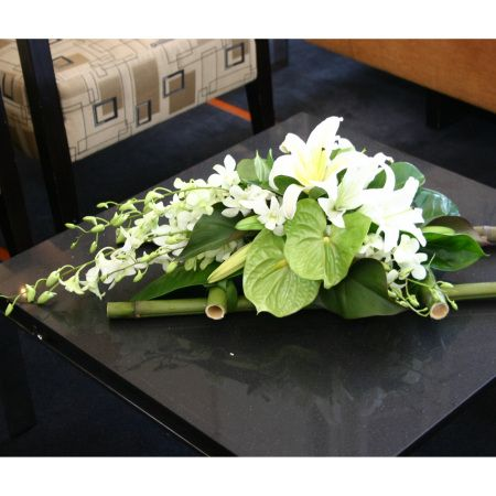 Coffee Table 2 Corporate Flowers Corporate Flowers Table