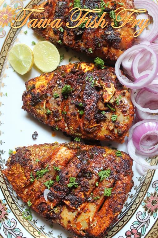 Tawa Fish Fry Recipe Yummy Tummy Fish Recipes Fried Fish Recipes Fish Recipes Healthy