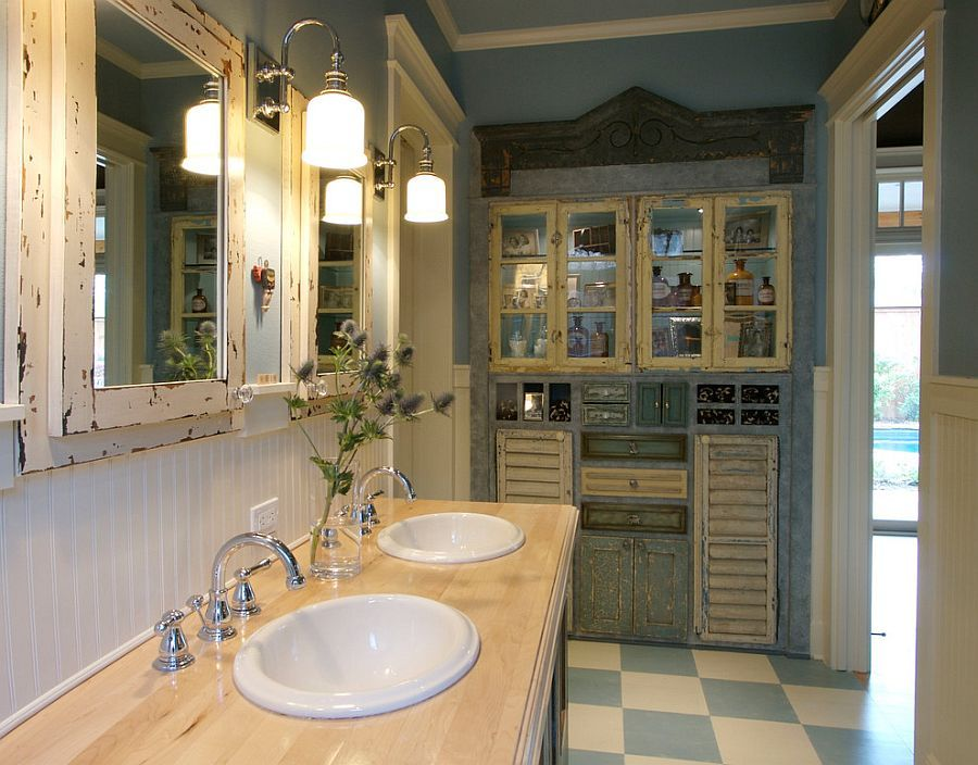 Revitalized Luxury 30 Soothing Shabby Chic Bathrooms  Shabby Prepossessing Bathroom Design Company Decorating Design