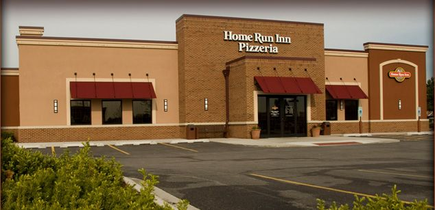 Built In 2007 The Home Run Inn Pizzeria In Bolingbrook Il Is A