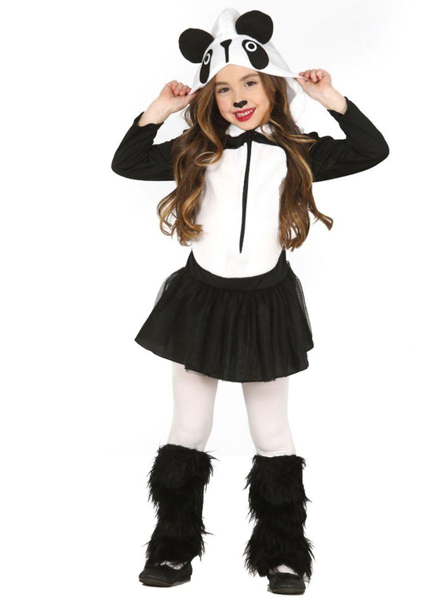37d185dd Pandabeer kostuum voor meisjes en 2019 | vestuarios | Disfraz panda ...