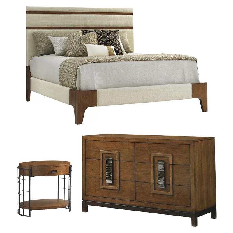 Island Fusion Standard Configurable Bedroom Set Bedroom