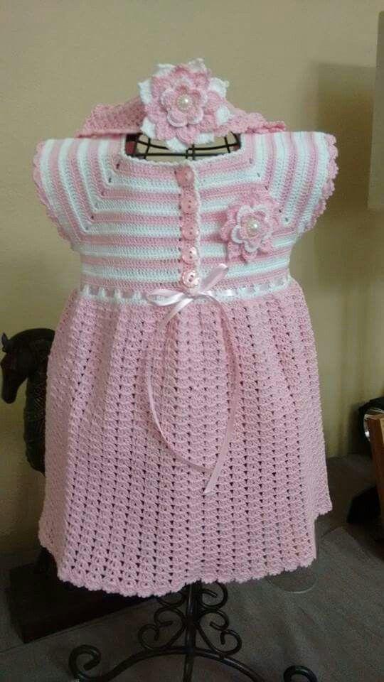 Alma C. Deliz   Baby crochet 11.   Pinterest   Niños tejiendo, Bebé ...
