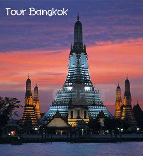Paket Group Tour Bangkok Pattaya Jika Anda Mau Private Tour