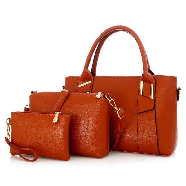 8cf5c984ba  AdoreWe  RoseWholesale Womens - Rosewholesale 3 Pieces Handbag Set -  AdoreWe.com