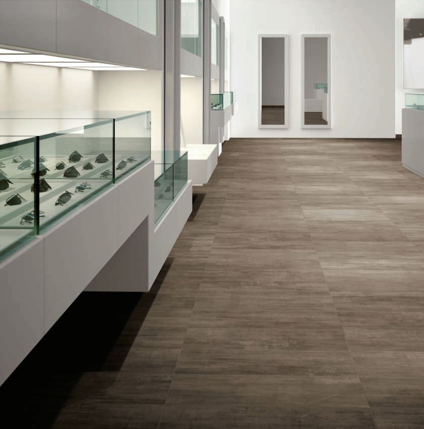 Contemporary Tile Design Ideas: Porcelain Stoneware Floor Tile: Stone Look