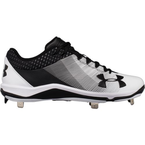 Under Armour Men's Ignite Low ST Baseball Cleats (Black, Size 13) - Adult Baseball  Shoes at Academy Sports