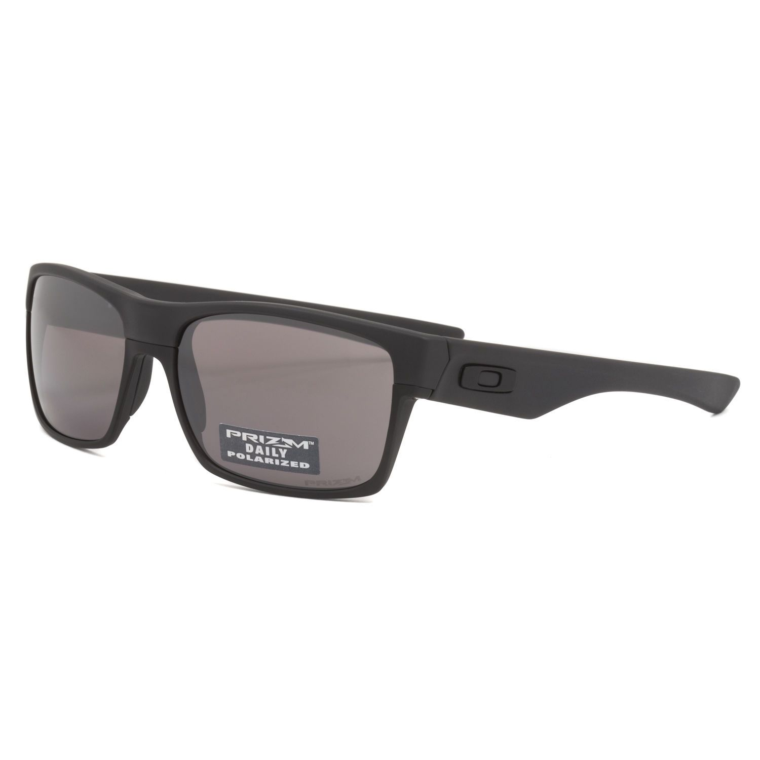 Oakley TwoFace Covert Sunglasses OO9189-26 Matte Black   Prizm Daily  Polarized 65a9e10381