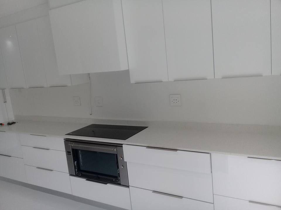 White Kitchen   Kitchen, Kitchen appliances, Kitchen cabinets