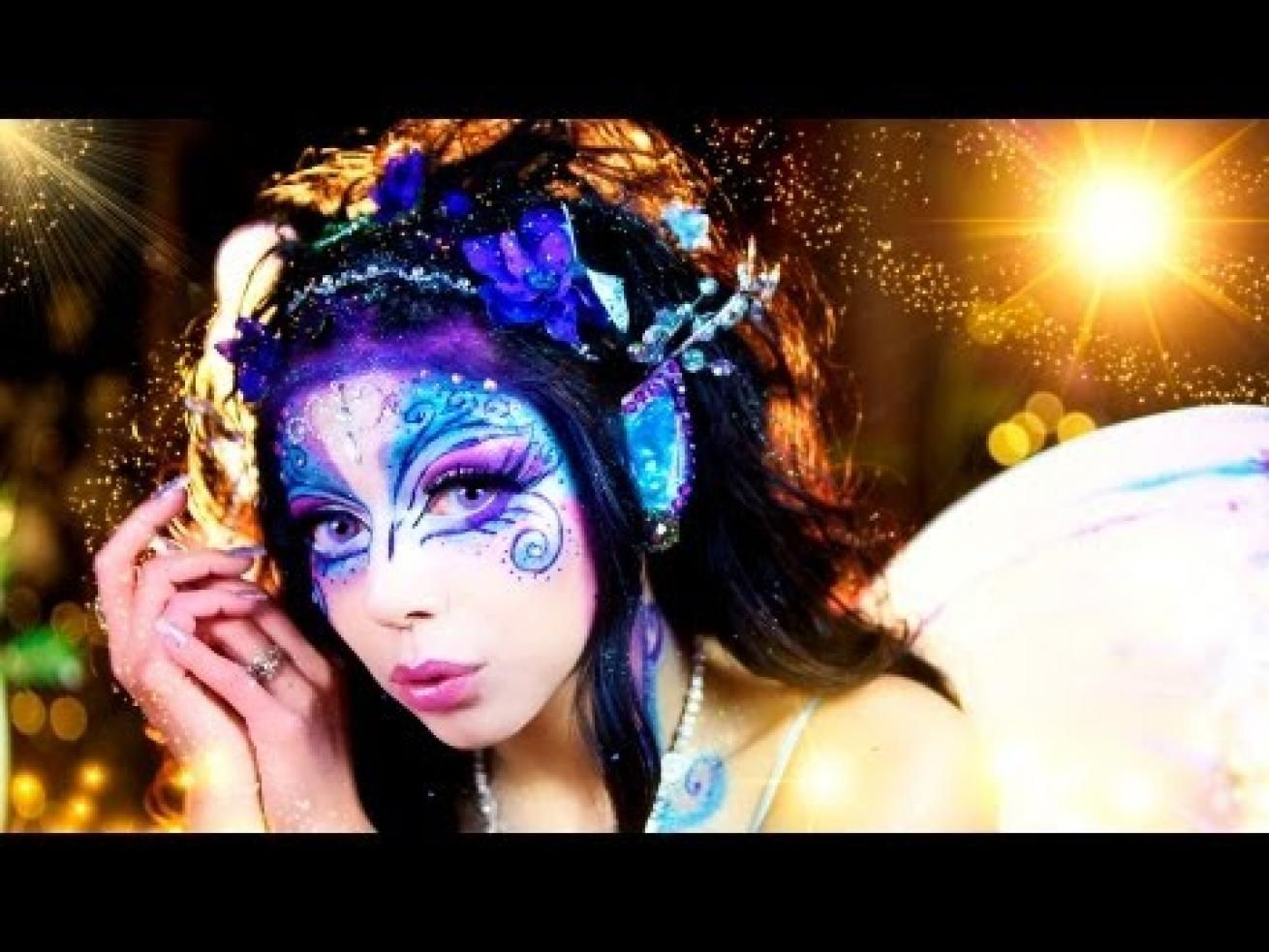 Dramatic face makeup fairy makeup designs face ajilbab watch fairy makeup a make up tutorials video on stuffpoint join me on a magical journey in becoming a beautiful enchanting fairy baditri Image collections