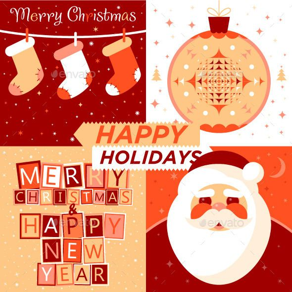 Merry Christmas Greeting Card  Merry Christmas Greeting Cards