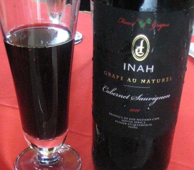 Carbernet Sauvignon Inah Superior Grape Juice | Alcohol Free