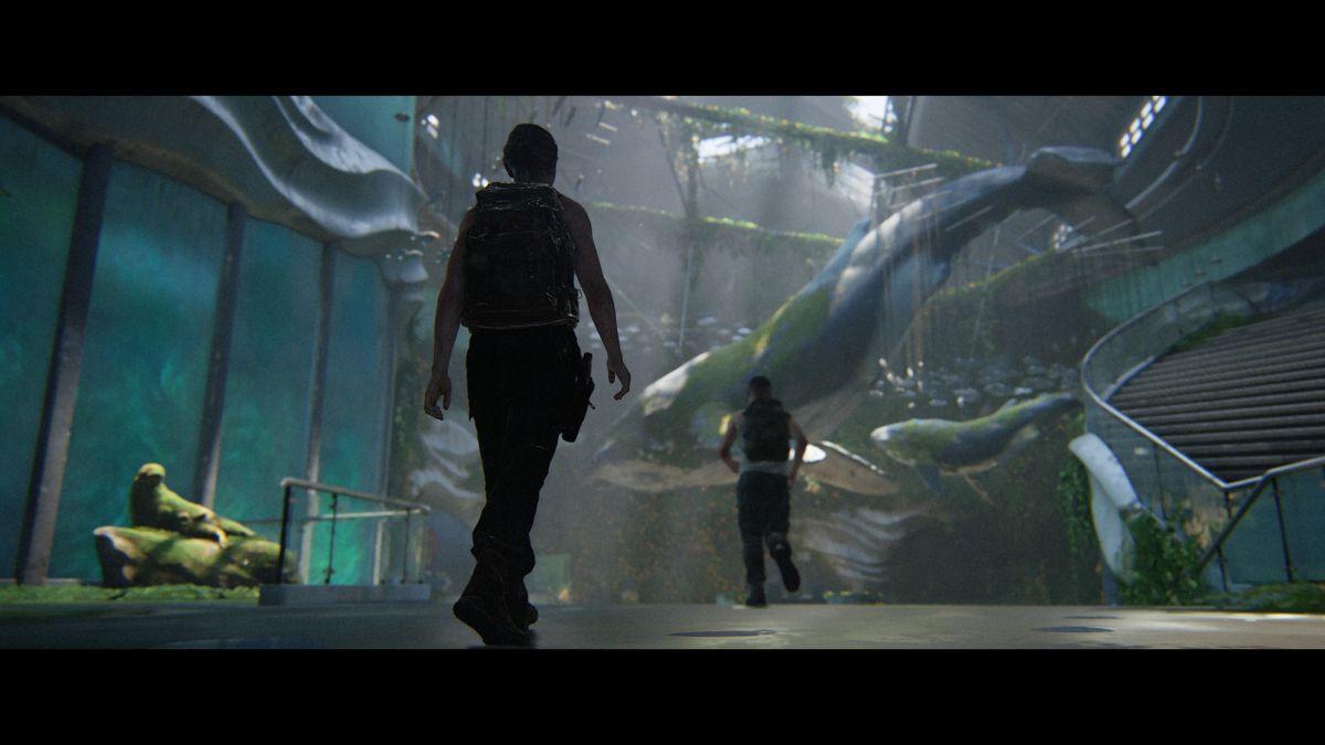 Aquarium Tlou2 Aquarium The Last Of Us