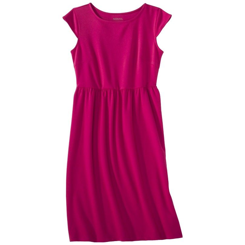 Merona® Women's Ponte Cap Sleeve Boat Neck Dress - Assorted Colors. Target