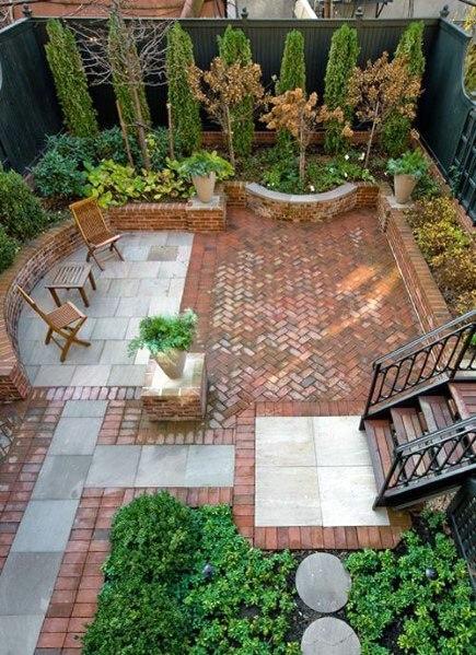 Top 60 Best Paver Patio Ideas - Backyard Dreamscape ...
