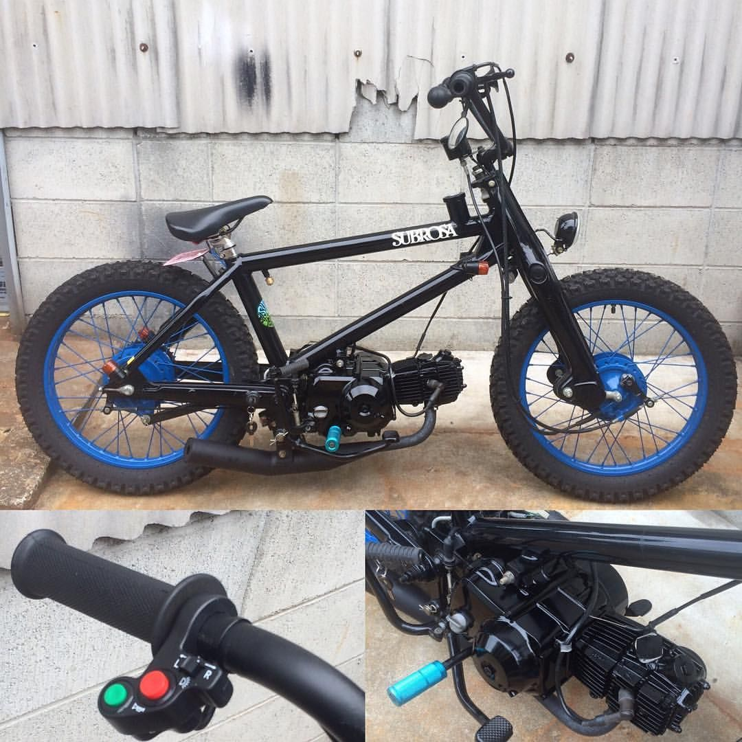 Moxie Mini Bmx Bike The District Matte Black Hi Tensile Steel