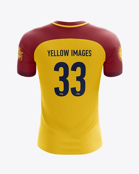 Download Download Mens Soccer Team Jersey Mockup Back View Objectmockups Https T Co Xjfmbzskz6 Https T Co Yfrl2lex Clothing Mockup Shirt Mockup Design Mockup Free